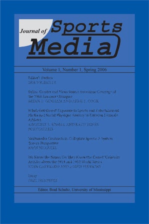 Journal of Sports Media 01:1