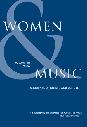 Women and Music 10:1