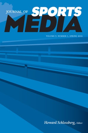 Journal of Sports Media 07:1