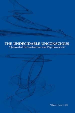 The Undecidable Unconscious 01:1
