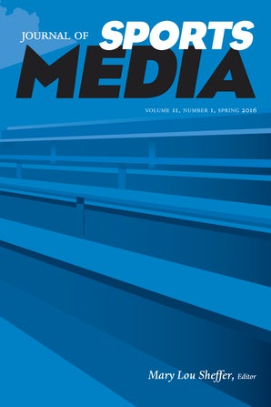 Journal of Sports Media 08:2