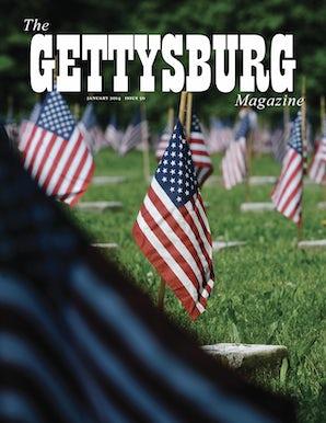 Gettysburg Magazine 50