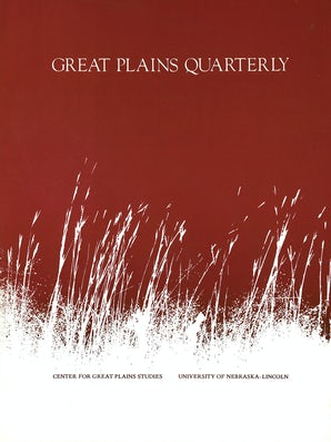 Great Plains Quarterly 08:4
