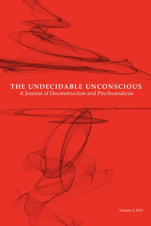 The Undecidable Unconscious 02:1