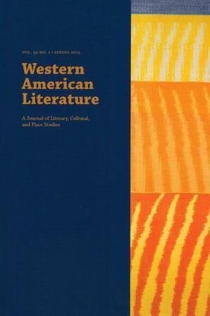 Western American Literature 50:1