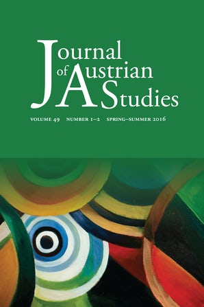 Journal of Austrian Studies 49:1-2