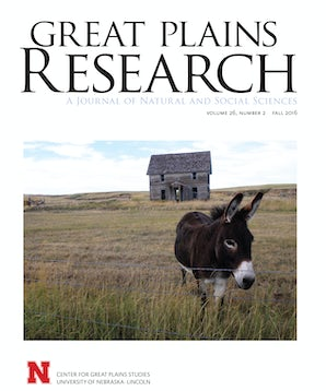 Great Plains Research 26:2