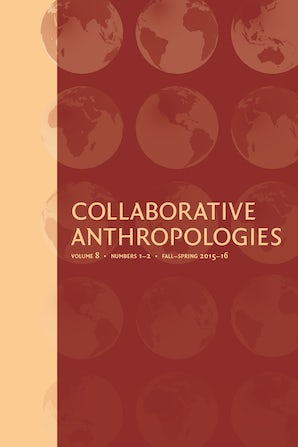 Collaborative Anthropologies 08:1-2