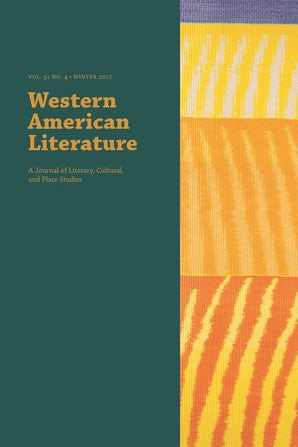 Western American Literature 51:4