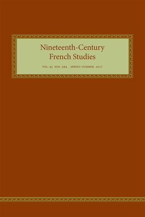 Nineteenth-Century French Studies 45:3-4