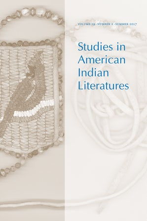Studies in American Indian Literatures 29:2