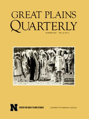 Great Plains Quarterly 37:3
