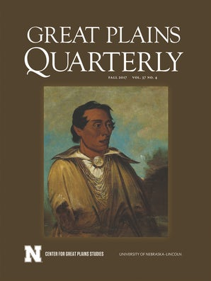 Great Plains Quarterly 37:4