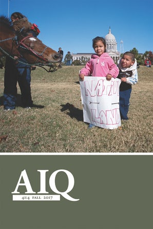 American Indian Quarterly 41:4