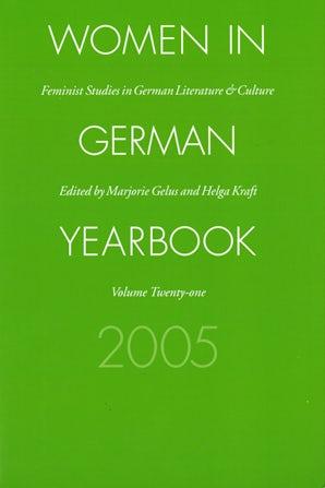Women in German Yearbook 21:1