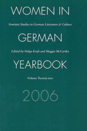 Women in German Yearbook 22:1