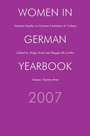 Women in German Yearbook 23:1