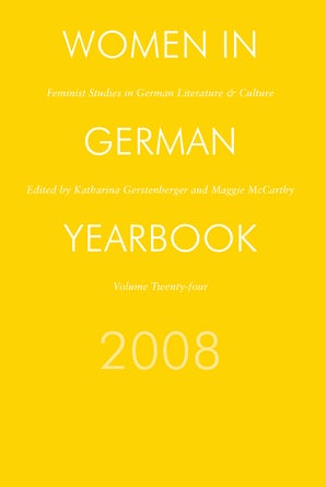 Women in German Yearbook 24:1