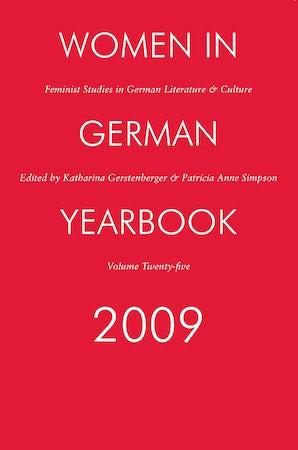 Women in German Yearbook 25:1