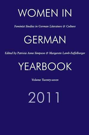Women in German Yearbook 27:1