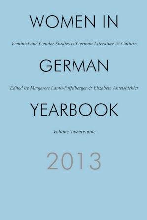 Women in German Yearbook 29:1