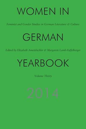 Women in German Yearbook 30:1