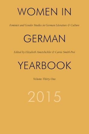 Women in German Yearbook 31:1