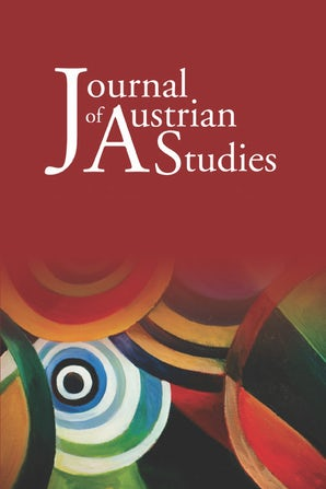 Journal of Austrian Studies 50:3-4