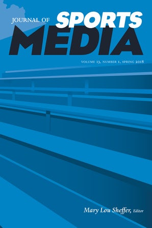 Journal of Sports Media 13:1