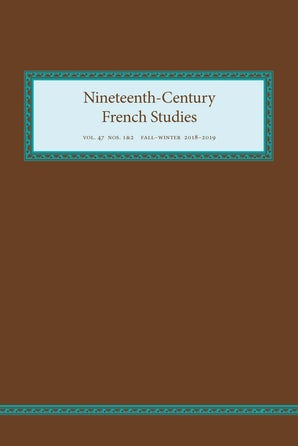 Nineteenth-Century French Studies 47:1-2