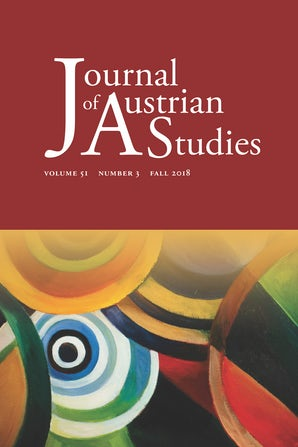 Journal of Austrian Studies 51:3