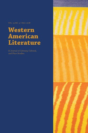 Western American Literature 53:3