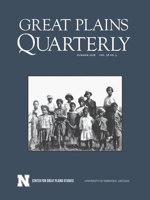 Great Plains Quarterly 38:3