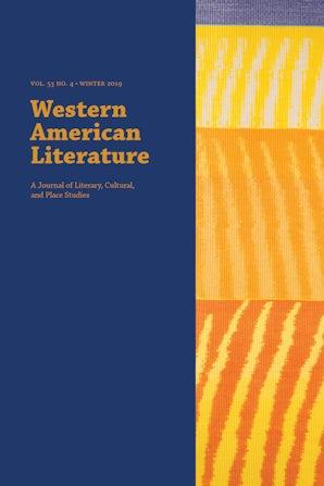 Western American Literature 53:4
