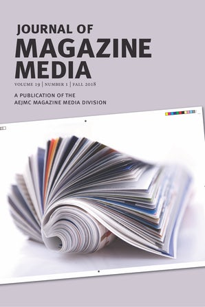 Journal of Magazine Media 19:1