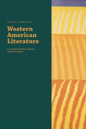 Western American Literature 54:1