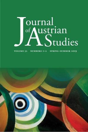 Journal of Austrian Studies 52:1-2