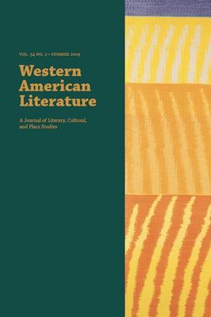 Western American Literature 54:2