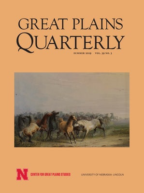 Great Plains Quarterly 39:3