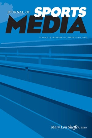 Journal of Sports Media 14:1-2