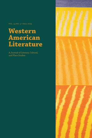 Western American Literature 54:3