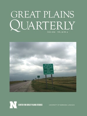 Great Plains Quarterly 39:4