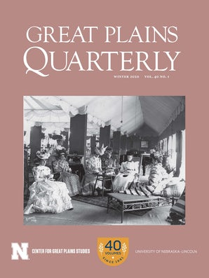 Great Plains Quarterly 40:1