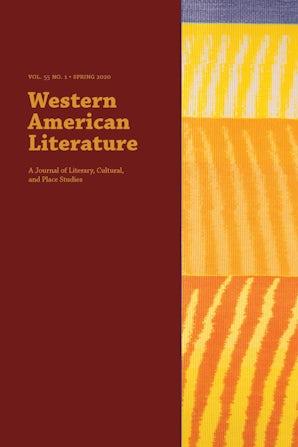 Western American Literature 55:1