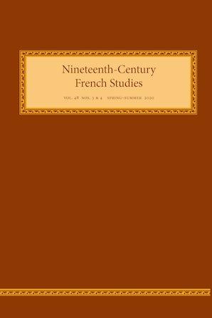 Nineteenth-Century French Studies 48:3-4