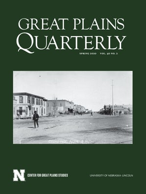 Great Plains Quarterly 40:2