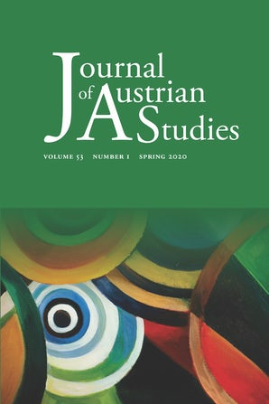 Journal of Austrian Studies 53:1