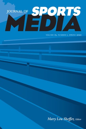 Journal of Sports Media 15:1
