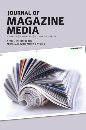 Journal of Magazine Media 20:1-2