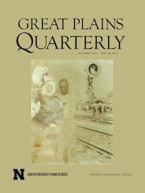 Great Plains Quarterly 40:3